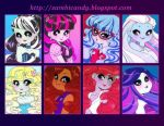 Monster high babes by zambicandy