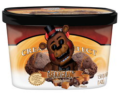 Toy freddy bearclaw icecream edit by XxOrangeswirlxX
