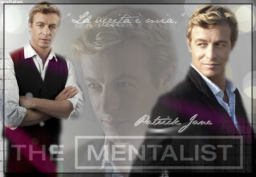 The Mentalist Blend by grafiglam