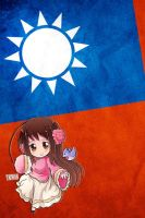 Hetalia iWallpapers - Taiwan by Dreamweaver38