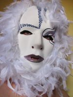 Venetian mask 1 by petronieska-stock