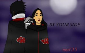 SasuPoca ''By Your Side'' by mssConstance15