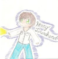 Henry Townshend by landnaruto123