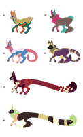 Super Creature Adopts - Adopted by Feralx1