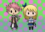 Fairy Tail: Natsu And Lucy by Dj-Brisol