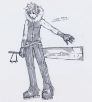Claude Strife by unknown-one