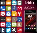 Mitu icon pack #1 by scope66