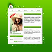 FREE Wordpress theme 2- GDS by amandhingra
