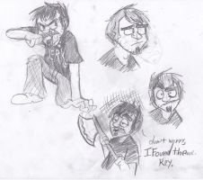 It's Dan! Because. why not? by pineapplejoey