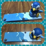 Piplup Name Plate by Oukami4