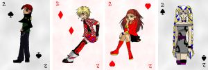Card Set - Two by KOAnimation