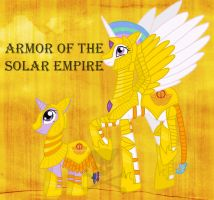 Armor of the Solar Empire by EvilFurrySkull