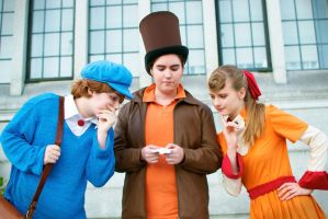 Professor Layton: Every Puzzle Has An Answer... by AnyaPanda