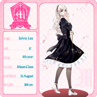 -:SM Application Form: Sylvia Luu:- by Masutsuki