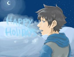 Holidays in the Heir by OuranBleachVamps