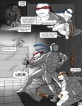 TMNT Conviction pt2 pg13 by dymira128