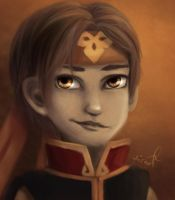Young Zhao by sisaat