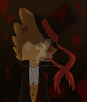 Bloody Murder by capcappucca222