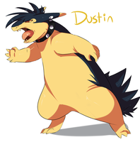 Dustphlosion by Tartii