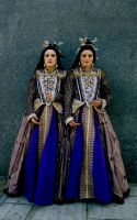 Gormenghast - The Twins by nocturnal-blossom