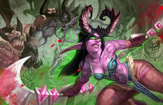 Demon Hunters by Kuthinks