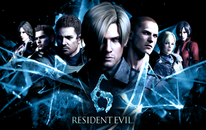 Resident Evil 6 wallpaper by jevangood