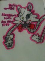 The mangle by alexgamerLOOL