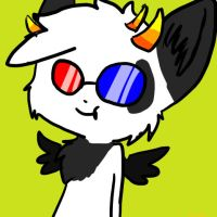jessica / sollux thingy by hooligantwee