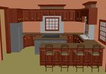 MMD Kitchen (Request) (DL) by arisumatio