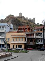 Old Tbilisi by Alexander-GG