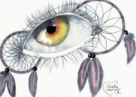 Dreamcatcher Eye by Cindy-R