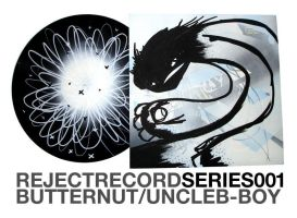 Reject Record Series 001 by Jawa-Tron