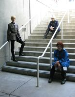 APH: Axis Powers: Faces Of War by chuu-chan-aru
