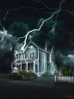 Mansion by lorency