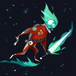 Ghost in Space by ECALA