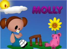 Molly's Picnic by Awellsy