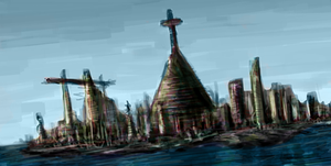 City Sketch by checkityall