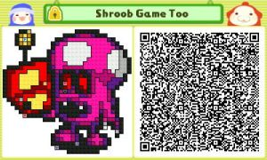 Shroob Game Too QR by JAKtheTerrible