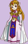Unoriginal Princess Zelda Art by bradwalker