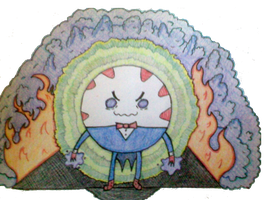 Round Three of Peppermint Butler by CharlieCharles