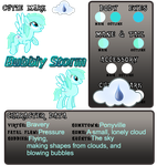 Bubbly Reference Sheet by para-keet-normal