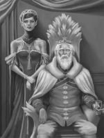 Royalty of Grandenious by tranmonster