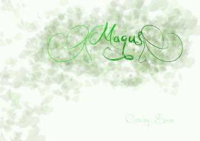 [Magus] Coming Soon by AmmoniteFiction