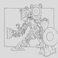 Killbot 3 by Krinkels-R909