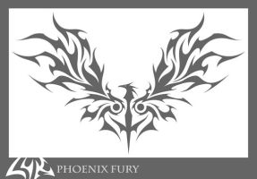 Phoenix Fury by rehsurc