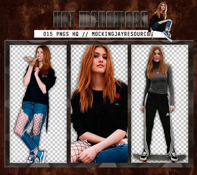 Pack Png: Katherine McNamara #447 by MockingjayResources