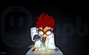 Mad Scientist by taeun