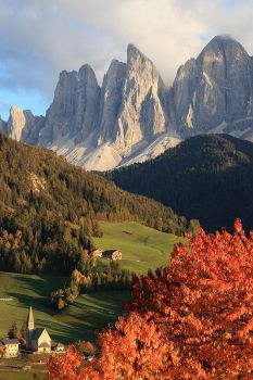 Dolomites by Osiris81