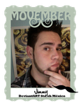 Movember by jimmyelshaman