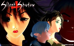Silent Shadow WS Wallpaper by ArdathkSheyna